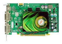 Colorful GeForce 7600 GT 560Mhz PCI-E 256Mb