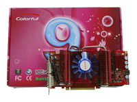 ColorfulGeForce 9800 GT 600Mhz PCI-E 2.0