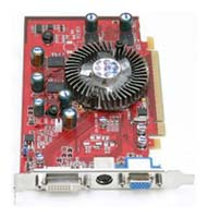 Connect3D Radeon X1050 400Mhz PCI-E 128Mb 667Mhz