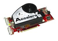 Connect3DRadeon X1950 Pro 580Mhz PCI-E 256Mb