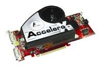 Connect3DRadeon X1950 Pro 580Mhz PCI-E 512Mb