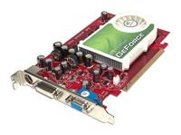 Diablotek GeForce 6600 300Mhz PCI-E 512Mb 500Mhz