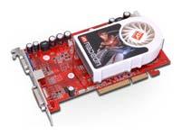 DiablotekRadeon X1600 Pro 500Mhz AGP 256Mb