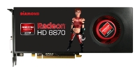 Diamond Radeon HD 6870 900Mhz PCI-E 2.1
