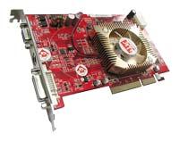 DiamondRadeon X1300 450Mhz AGP 256Mb 500Mhz