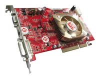DiamondRadeon X1300 450Mhz AGP 512Mb 500Mhz