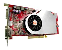 Diamond Radeon X800 XL 400Mhz AGP 256Mb
