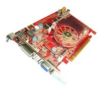 ECSGeForce 6600 300Mhz PCI-E 256Mb 600Mhz