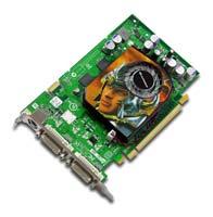 ECSGeForce 7300 GT 350Mhz PCI-E 128Mb