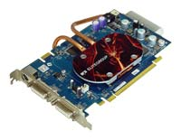 ECS GeForce 7900 GT 450Mhz PCI-E 512Mb