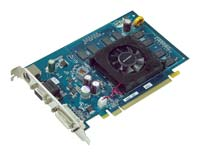 ECS GeForce 8500 GT 450Mhz PCI-E 256Mb