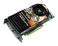 ECSGeForce 8800 GTS 575Mhz PCI-E 640Mb
