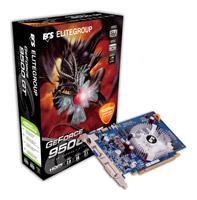 ECSGeForce 9500 GT 550Mhz PCI-E 2.0