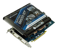 ECS GeForce 9600 GT 650Mhz PCI-E 2.0