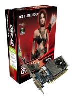 ECSGeForce GT 430 700Mhz PCI-E 2.0