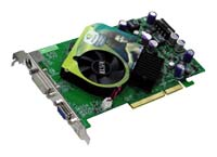 ElsaGeForce 6600 GT 500Mhz AGP 128Mb