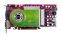 Elsa GeForce 6800 GS 450Mhz PCI-E 256Mb