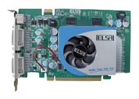 Elsa GeForce 7600 GS 575Mhz PCI-E 128Mb