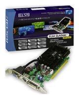 ElsaGeForce 8400 GS 450Mhz PCI-E 256Mb