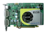 ElsaGeForce 8500 GT 550Mhz PCI-E 512Mb
