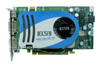 Elsa GeForce 8600 GTS 675Mhz PCI-E 256Mb