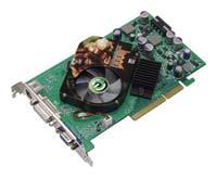 EVGAGeForce 6600 GT 500Mhz AGP 128Mb
