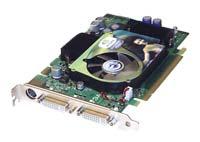 EVGAGeForce 6600 GT 500Mhz PCI-E 256Mb