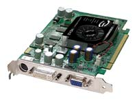 EVGAGeForce 7300 GT 350Mhz PCI-E 128Mb