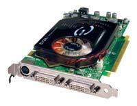 EVGAGeForce 7950 GT 560Mhz PCI-E 512Mb