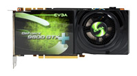 EVGA GeForce 9800 GTX+ 756Mhz PCI-E 2.0