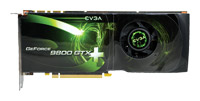 EVGA GeForce 9800 GTX+ 778Mhz PCI-E 2.0