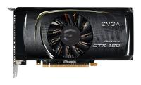 EVGAGeForce GTX 460 SE 650Mhz PCI-E