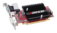 FORCE3D Radeon HD 4550 600Mhz PCI-E 2.0