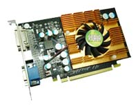 ForsaGeForce 6600 GT 500Mhz PCI-E 256Mb