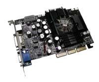 ForsaGeForce 6600 LE 300Mhz AGP 256Mb