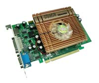 Forsa Geforce 7300 GT 350Mhz PCI-E 256Mb