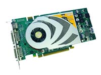 ForsaGeForce 7800 GT 400Mhz PCI-E 256Mb
