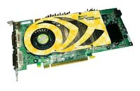 ForsaGeForce 7800 GTX 430Mhz PCI-E 256Mb