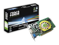 ForsaGeForce 8500 GT 460Mhz PCI-E 512Mb