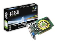 Forsa GeForce 8500 GT 560Mhz PCI-E 256Mb