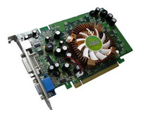 Forsa GeForce 8500 GT 560Mhz PCI-E 512Mb
