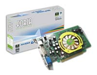 Forsa GeForce 8600 GT 540Mhz PCI-E 128Mb