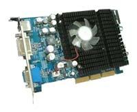 GalaxyGeForce 6200 300Mhz AGP 256Mb 550Mhz