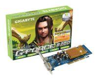 GIGABYTEGeForce 6200 350Mhz AGP 256Mb 700Mhz