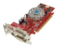HISRadeon X1550 550Mhz PCI-E 128Mb 800Mhz