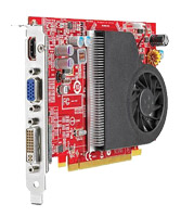 HP Radeon HD 4650 600Mhz PCI-E 2.0