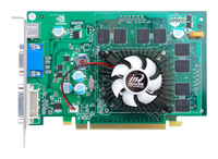 InnoVISION GeForce 8500 GT 450Mhz PCI-E 512Mb