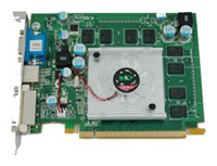 ManliGeForce 8500 GT 450Mhz PCI-E 1024Mb