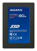 A-DataS511SSD 60GB