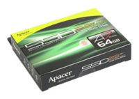 Apacer A7 Pro SSD A7201 64Gb